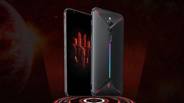 Nubia Red Magic 5G Gaming Phone