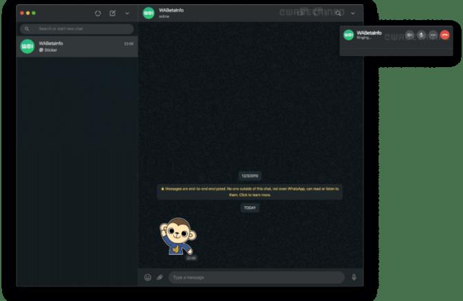 Whatsapp Web/desktop