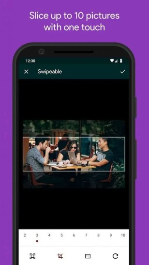 PanoramaCrop for Instagram - best free Android apps and games