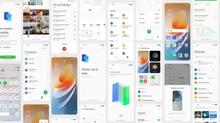 ColorOS 12 launches globally rolling out on the OPPO Find X3 Pro 5G