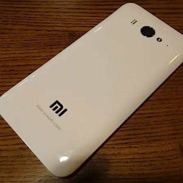 Xiaomi M2 hands on