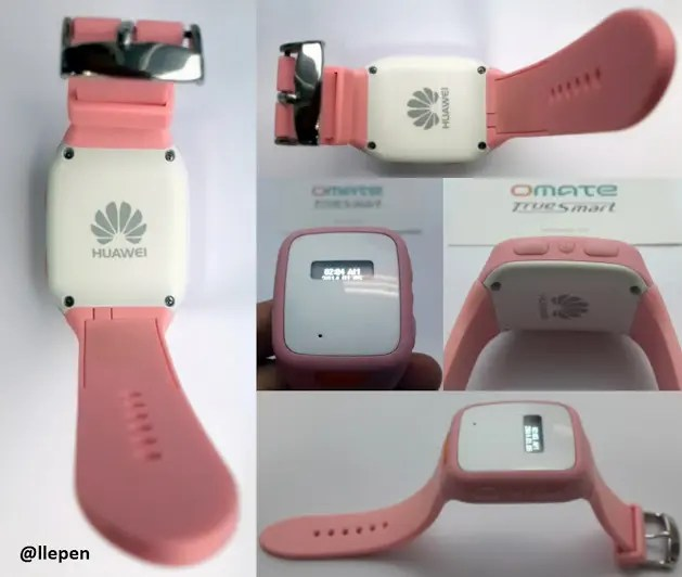 Huawei Omate Kid Watch