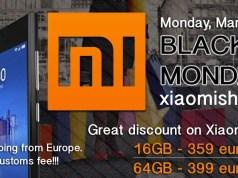 Black Monday Xiaomishop.it