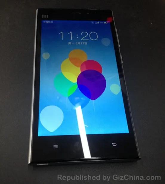 flyme rom Xiaomi mi3
