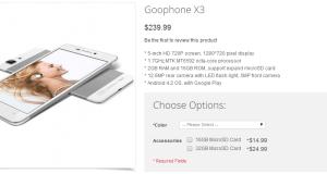 goophone x3 vivo x3s clone