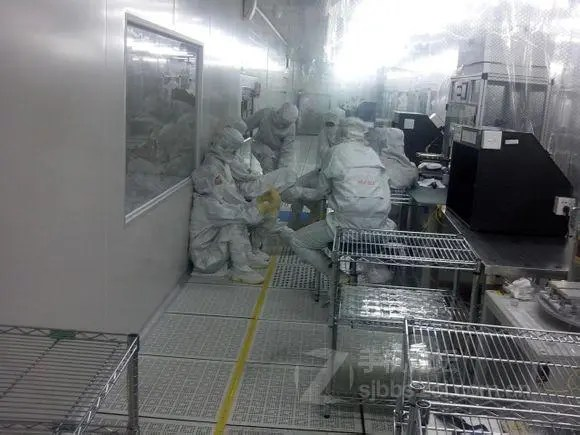 foxconn workers relaxing