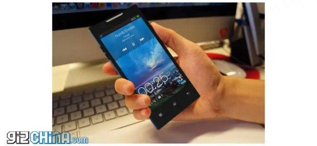 leaked real oppo find 5 photos