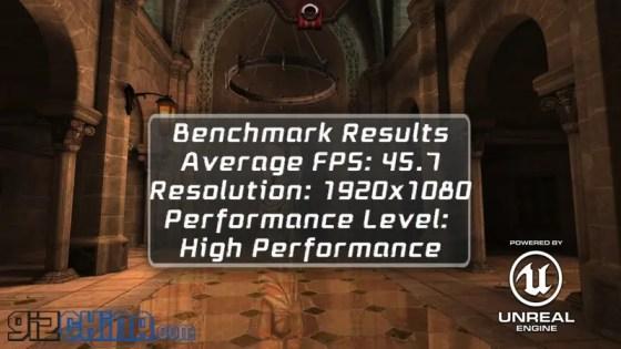 neo n003 epic citadel benchmark