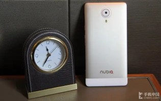 nubia x6 hands on