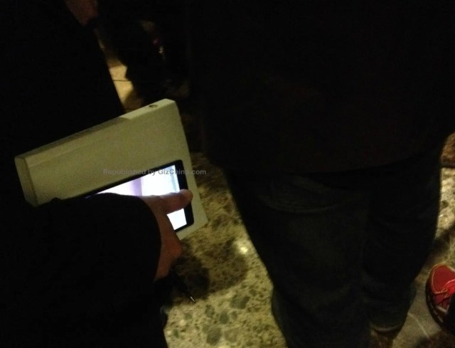 oppo find 7 spotted