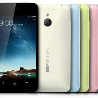 top chinese phone meizu 4-core