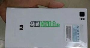 Xiaomi Mi3 white version