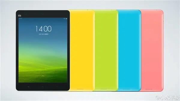 xiaomi tablet launch