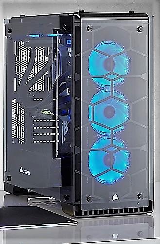 Corsair Crystal 570X, deja tus componentes al desnudo