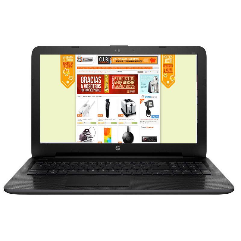 HP 250 G4 N0Z91EA, un portátil barato con pantalla de 15,6 pulgadas