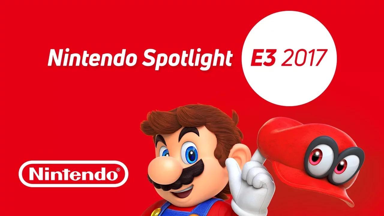 Nintendo en el E3 2017