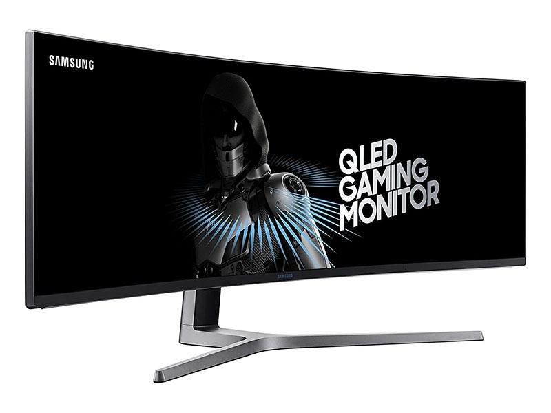 Samsung CHG90: Un monitor de 49 pulgadas para jugar a lo grande