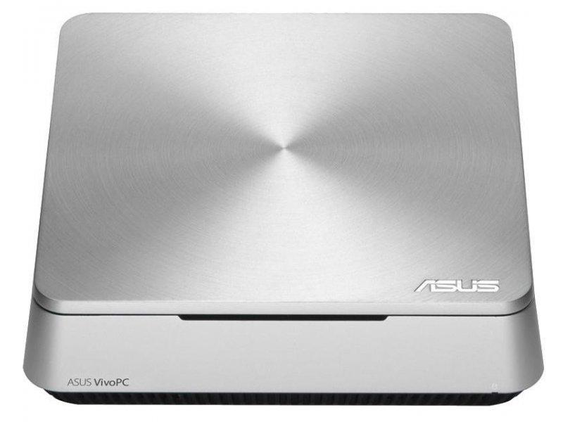 Asus VivoPC VM42-S255Z, un potente mini PC con Vivo DualBay