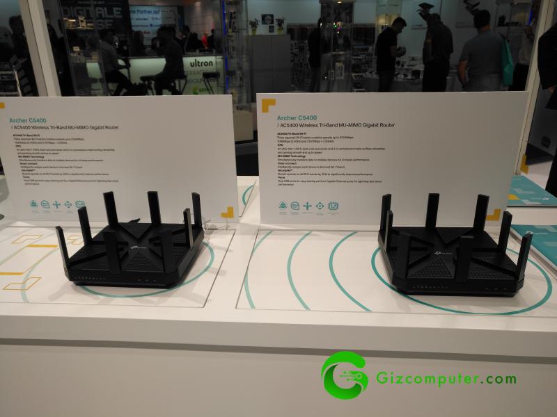 #IFA17: TP-Link presenta sus dispositivos en Berlín