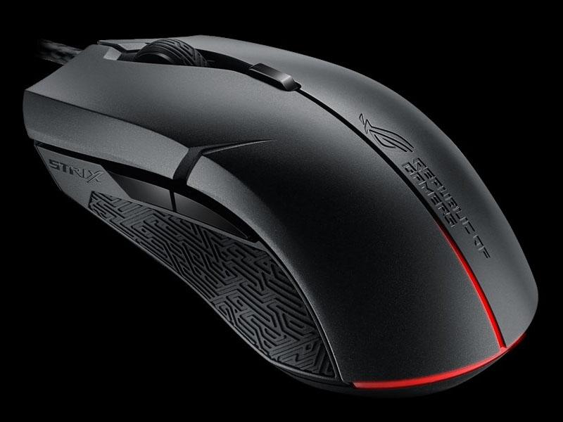 Asus Rog Strix Evolve, un ratón con esencia gamer