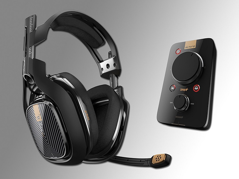 Astro A40, unos auriculares premium diseñados para jugar
