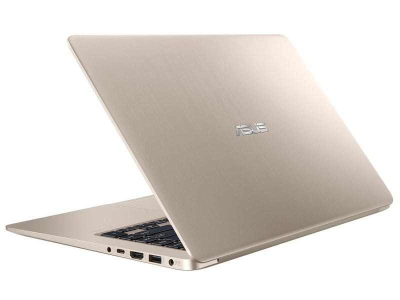 Asus S510UA-BR277T, un portátil muy bonito y funcional