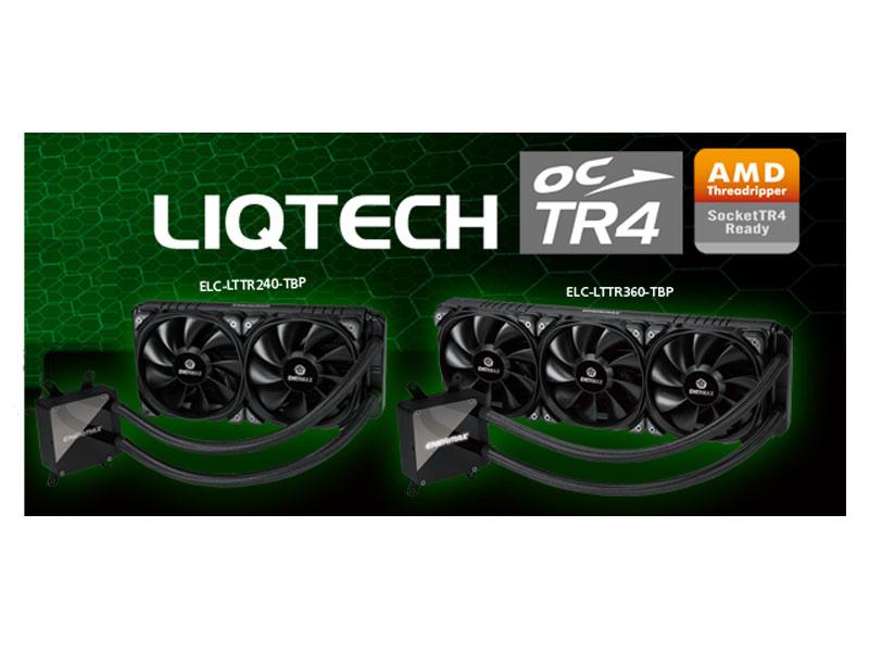 Enermax LiqTech TR4 240 y TR4 360, características y opinión