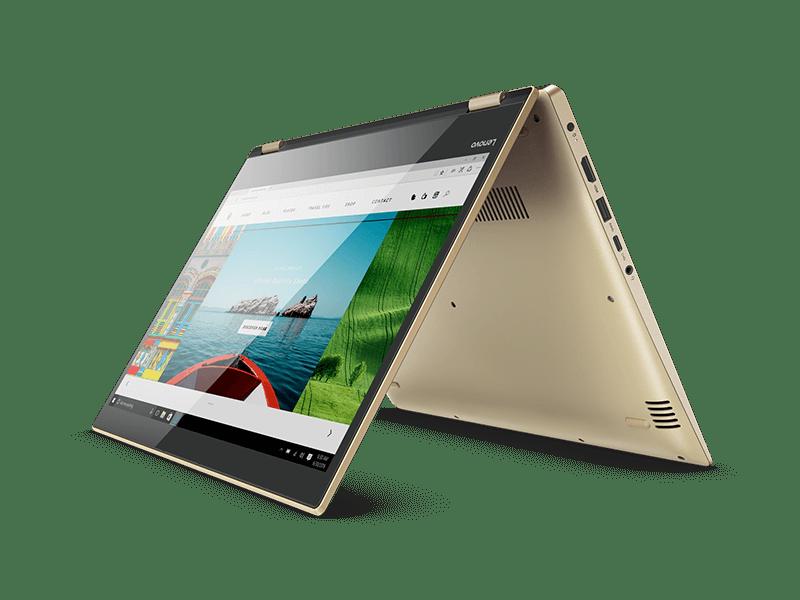 Lenovo Yoga 520-14IKB, elegante portátil 2 en 1 ligero y bien configurado