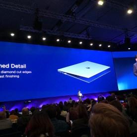 Huawei MateBook X Pro, acabado