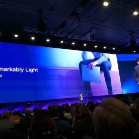 Huawei MateBook X Pro, peso