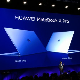 Huawei MateBook X Pro, colores