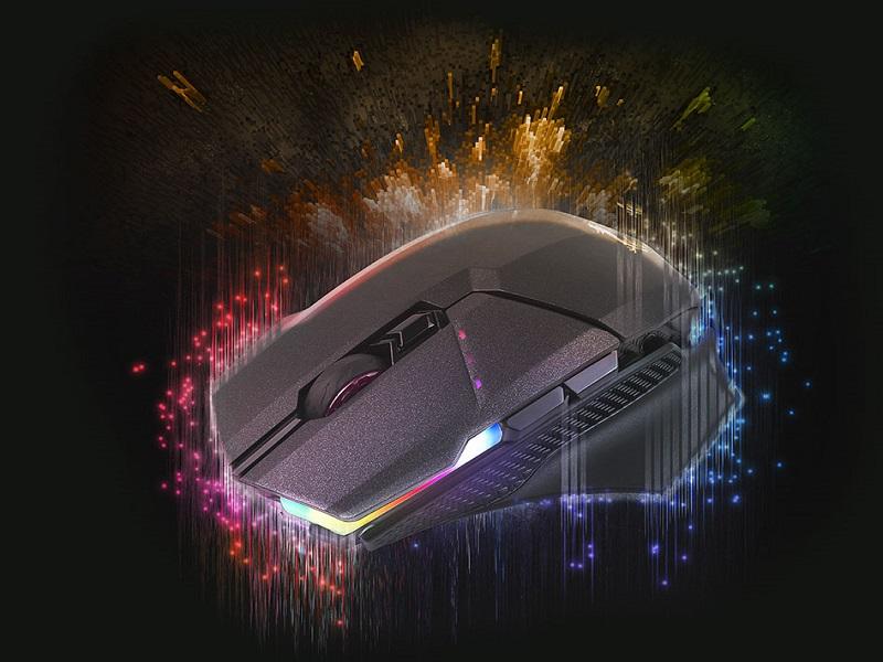 MSI Clutch GM70, un ratón gaming para asegurar la victoria