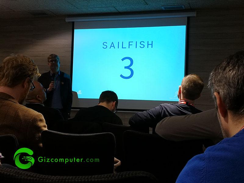 #MWC18: Jolla presenta Sailfish 3