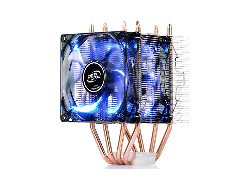 Nuevo disipador de CPU DeepCool Frostwin LED