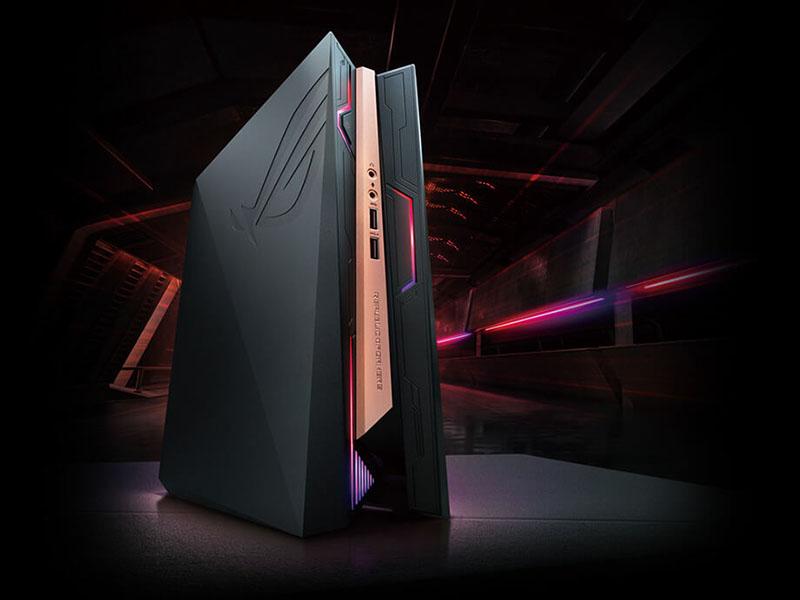 Asus GR8 II-6GT025Z, el PC gaming ultracompacto