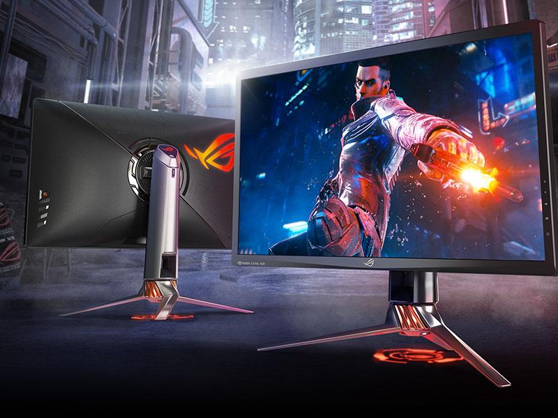 Nuevo monitor Asus ROG Swift PG27UQ