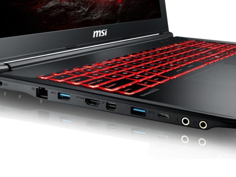 GL62M 7REX-2202XES de MSI, el portátil gaming perfecto en 2018