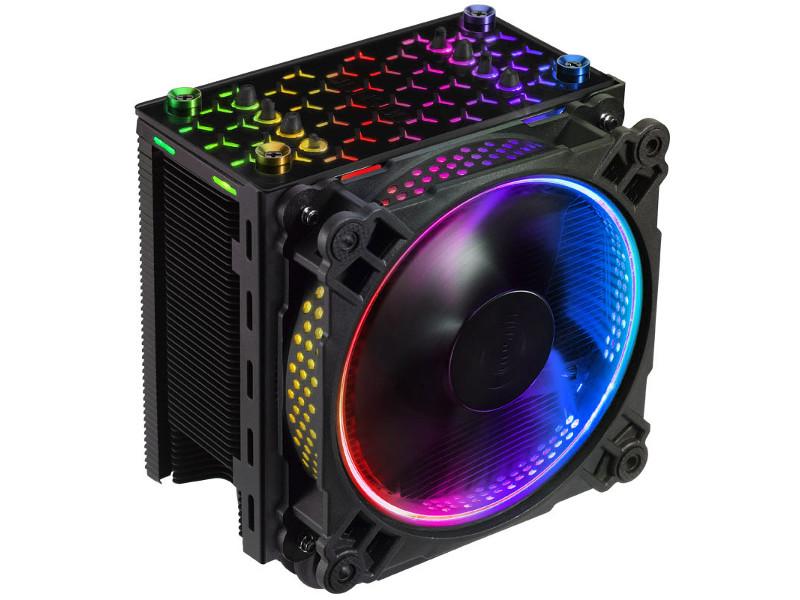 Nuevo disipador iluminado Jonsbo CR-201 RGB