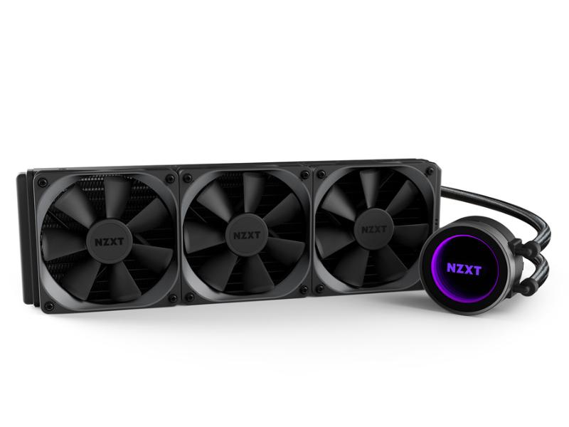 NZXT Kraken X72, refrigeración líquida que hace brillar tu sistema