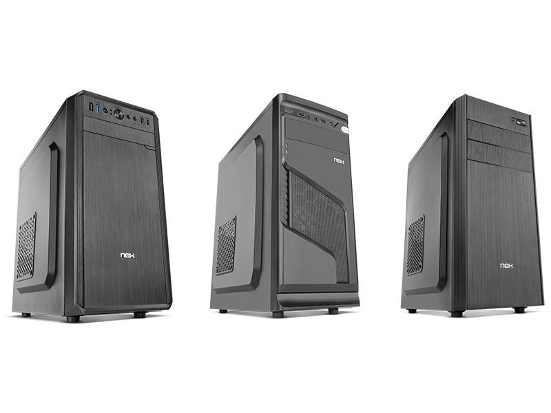 Nox LITE030, LITE020 Y LITE010, comparativa de estas tres torres
