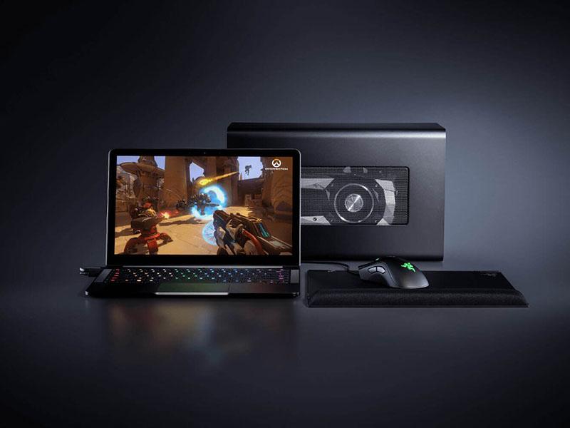 Se presentan el Razer Core X y el portátil gaming Razer Blade