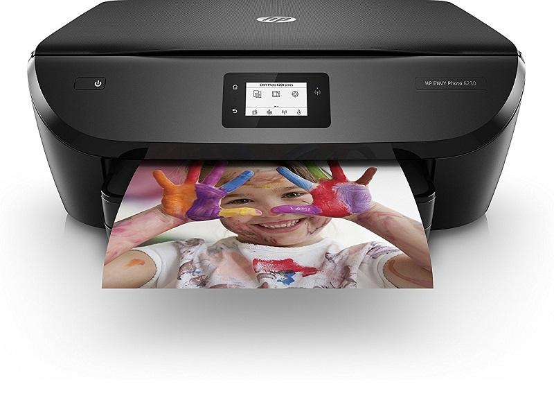 HP Envy Photo 6230, asequible multifunción para buenas fotos