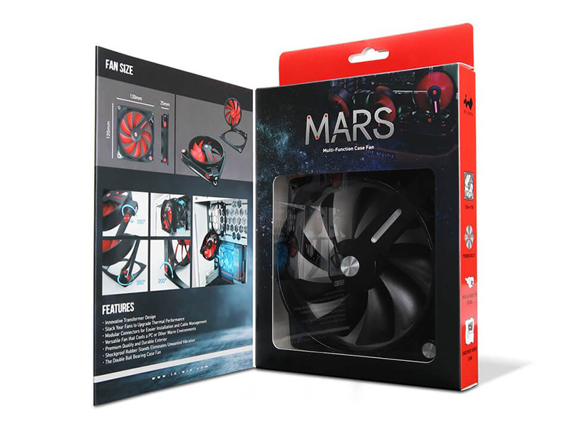 Llegan los ventiladores In Win Mars