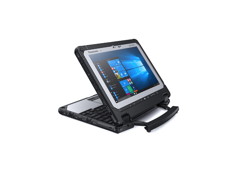 Panasonic Toughbook CF-20C5001VE, un portátil 2 en 1 ultra resistente