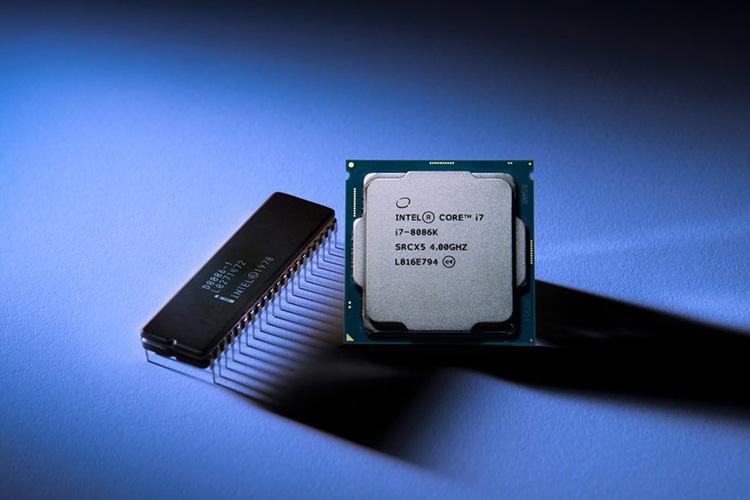 Procesador Intel Core i7-8086K