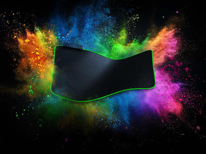 Razer Goliathus Chroma, un must have para el gamer