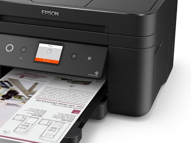 Epson Workforce WF-2860DWF, impresora de gran utilidad