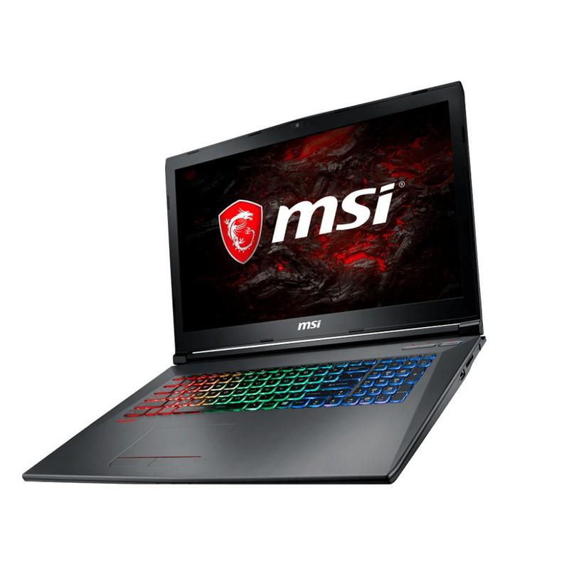 MSI GF62 7RE-1808XES, hardware