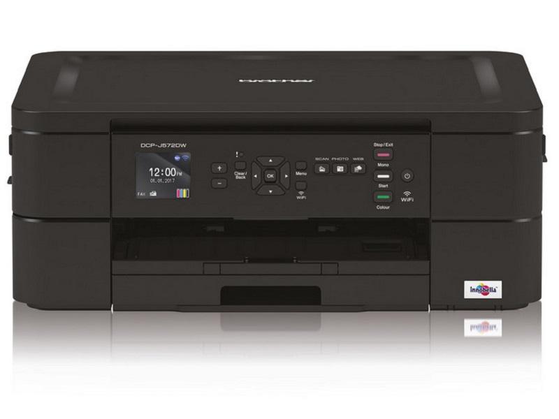 Brother DCP-J572DW, impresora con bandeja fotográfica