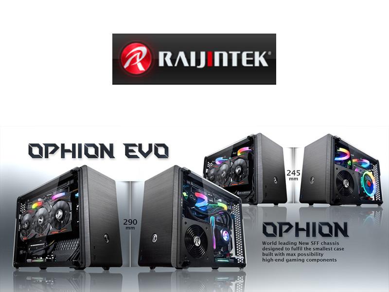 Nueva caja Mini-ITX Raijintek Ophion